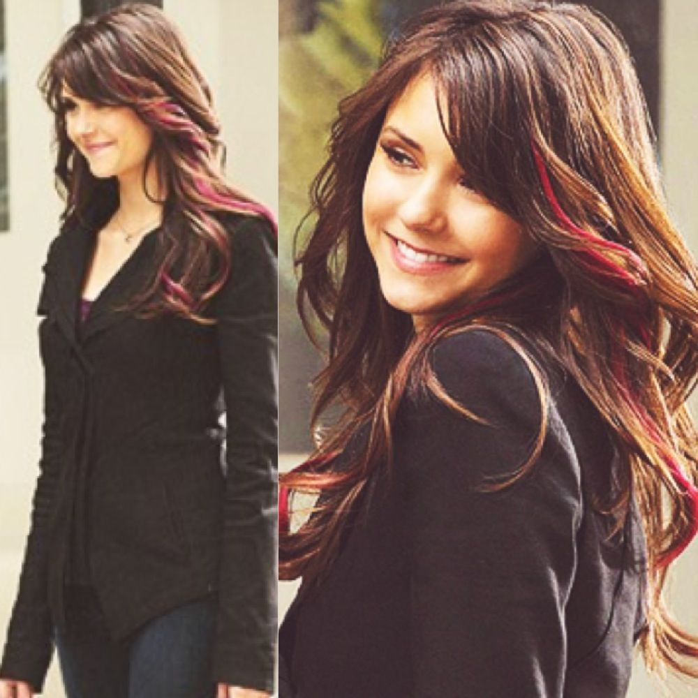 love elena's new hair on the vampire diaries! | hair! | long
