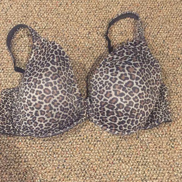 Cheetah Bra Cheetah bra 38D Super cute Super cute Comfortable Intimates & Sleepwear Bras