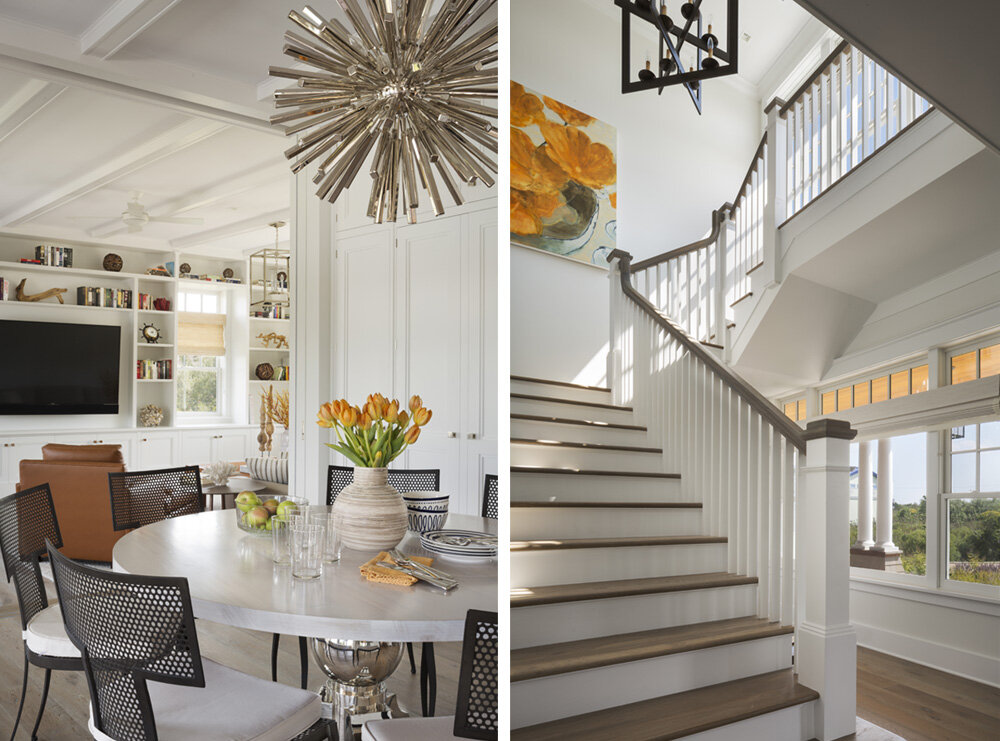 House Tour-A Flawless Beach House in the Hamptons |House Tour @beachpretty.com| #housetour #beachhouse #house #architecture #hamptons #beachpretty #dreamhome #interior #interiordesign