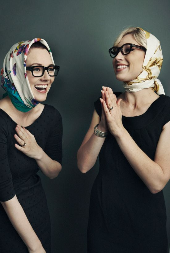 The Girls With Glasses Show...  by Trever Hoehne