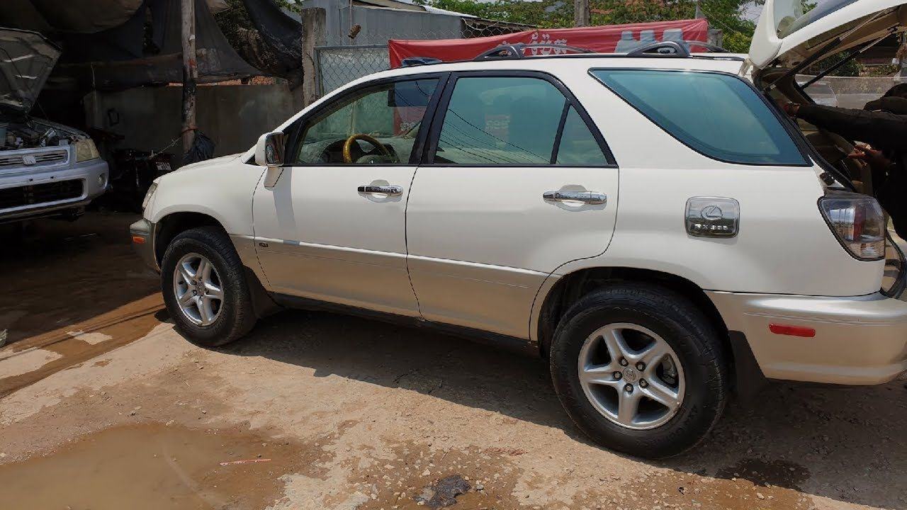 Sale Car Lexus Rx 300 02 Sale Car In Cambodia Car Price