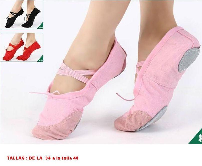 Zapatillas Danza - www.loopin.es/TIENDA_DANZA_ORIENTAL - Zapatillas ...