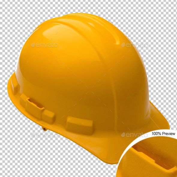 Isolated Hard Hat Hard Hat Hats Typography Design