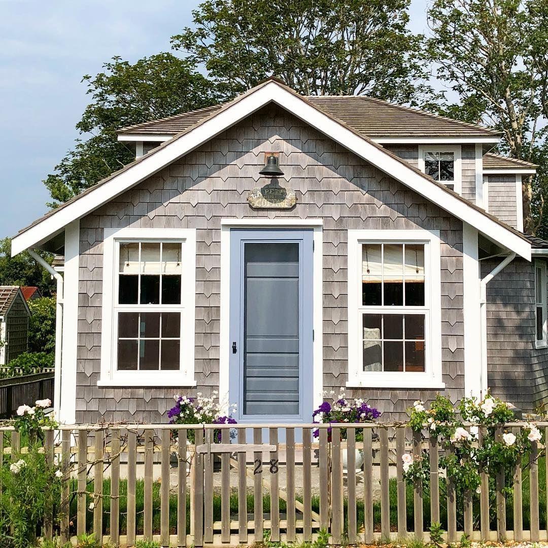 A petite cottage sconset dream cottage shingle house