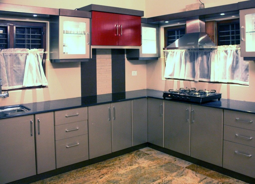 James Parel Interiors Is One Among The Perfect Interior Designers In Kerala Wh Aluminum Kitchen Cabinets Kitchen Cabinets Prices Kitchen Interior Design Modern