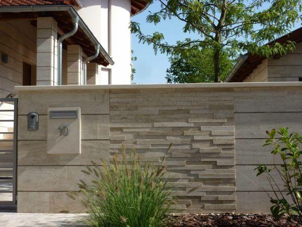 Sichtschutzzaun Schutz Und Stil Umgeben Das Haus Sichtschutz