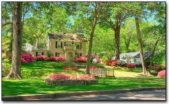 Enjoyable Shreveport Historic Homes For Sale Azaleas In The Historic Download Free Architecture Designs Sospemadebymaigaardcom