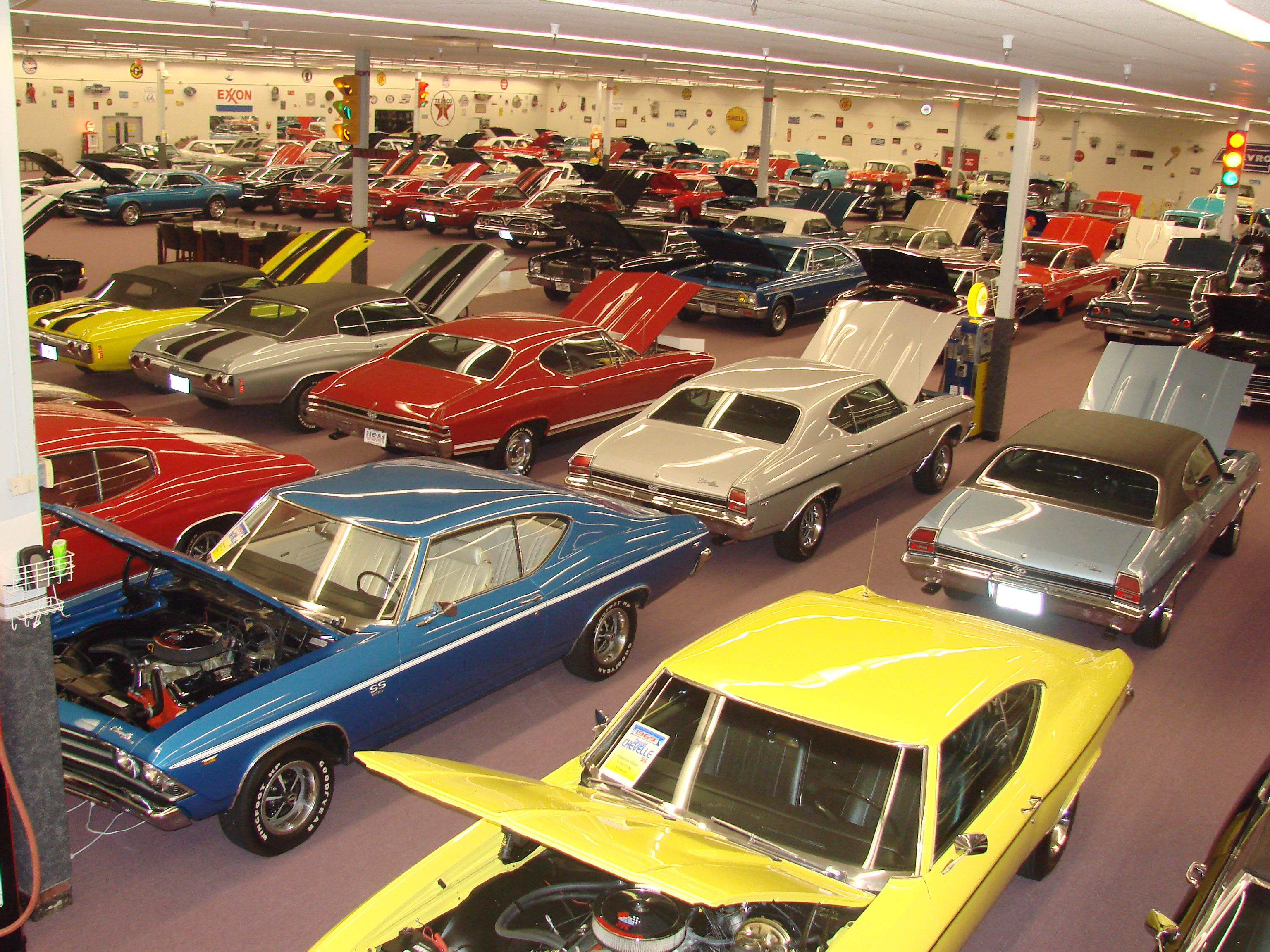 Muscle Car City in Punta Gorda, Florida | Car Collections ...