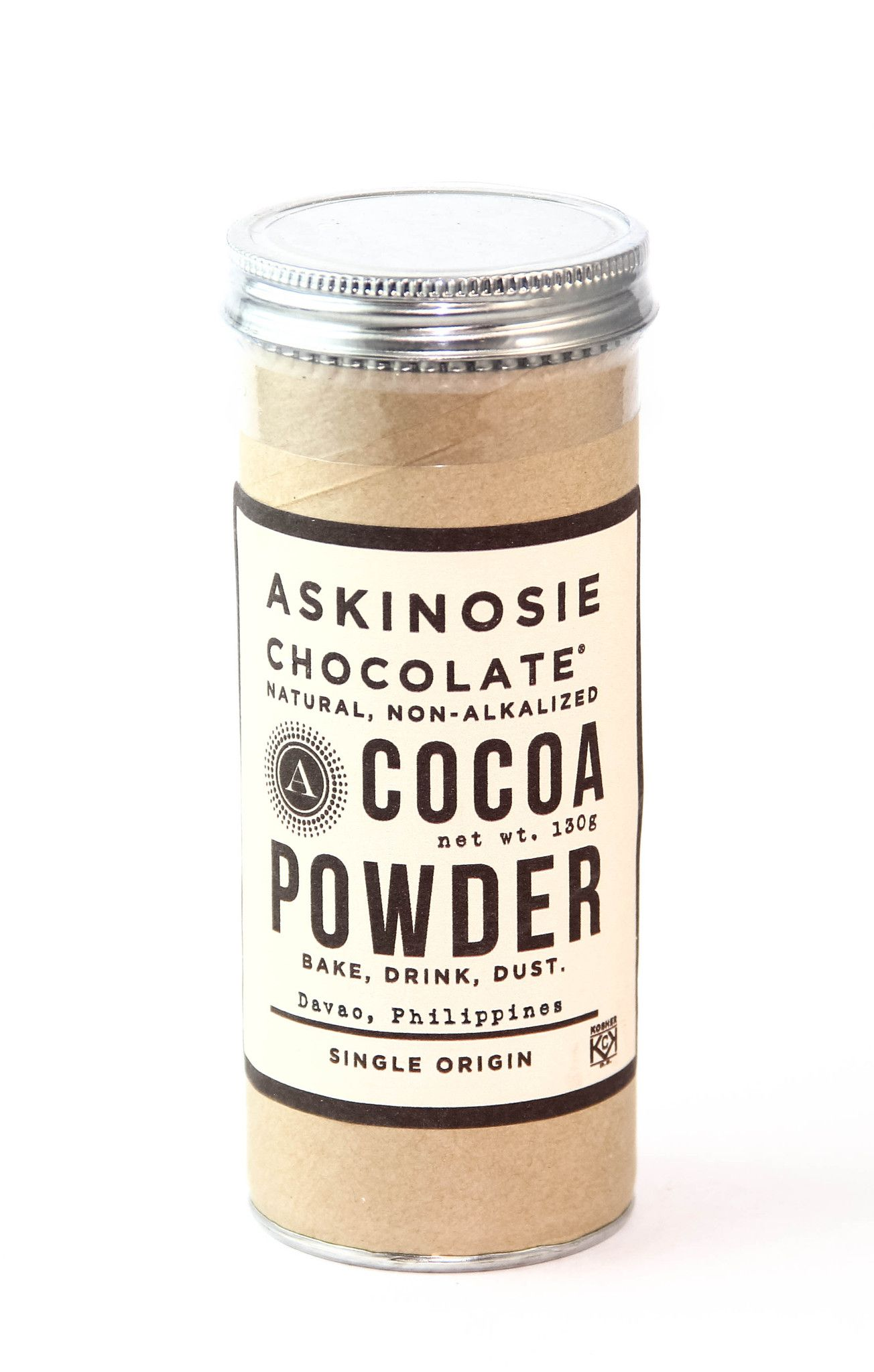 Askinosie Natural Cocoa Powder