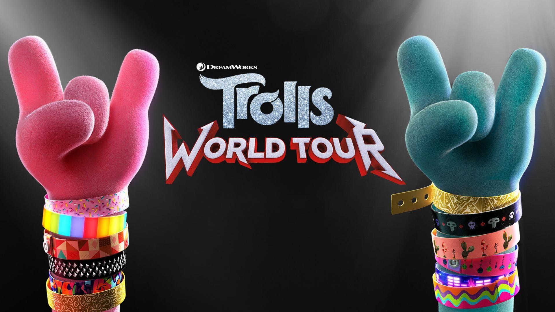 2020 04 10 Trolls World Tour In 2020 Full Movies Full Movies