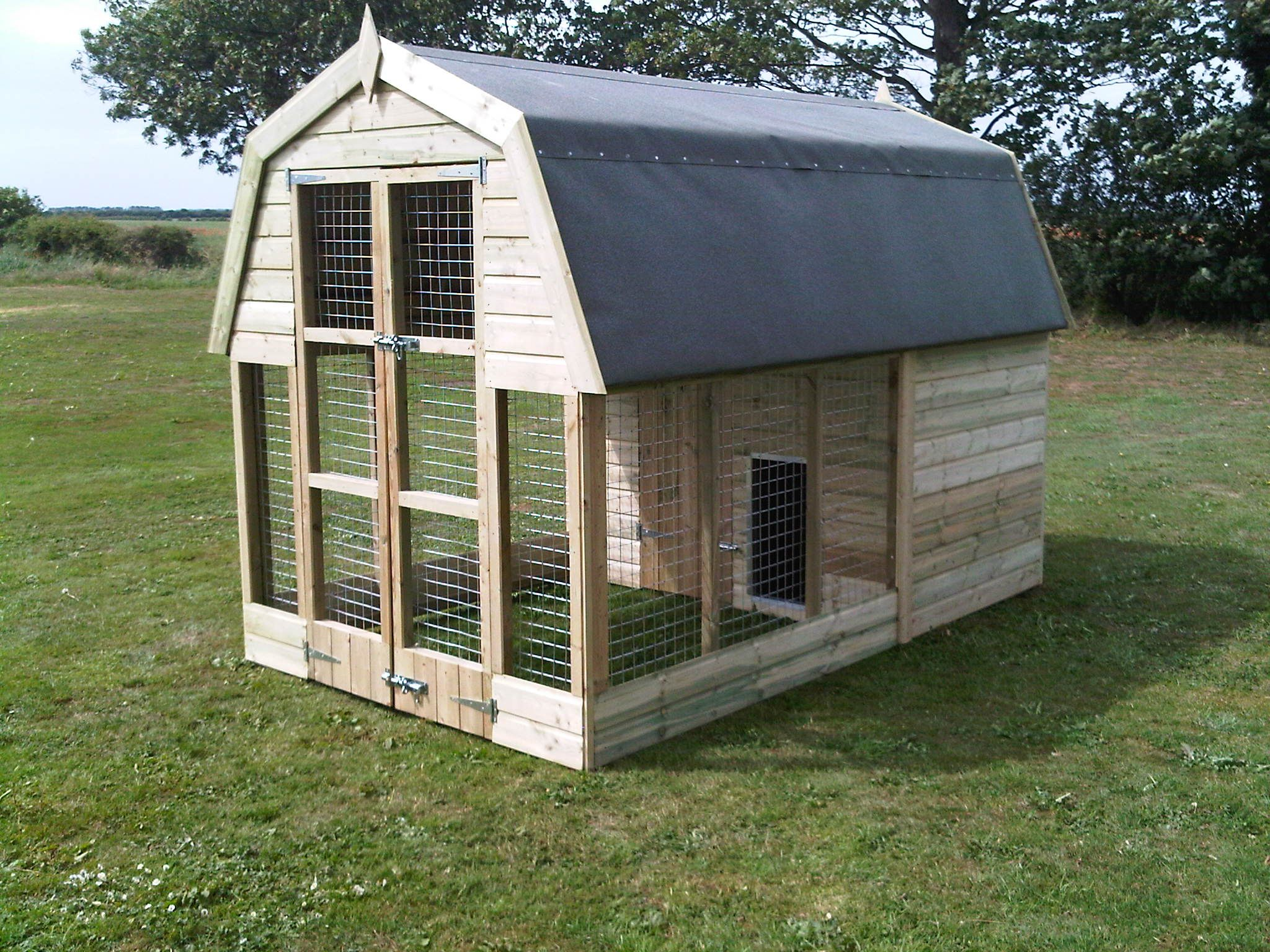 best dog kennels images on pinterest  kennel ideas dog kennel  - find this pin and more on dog kennels by topkhandler
