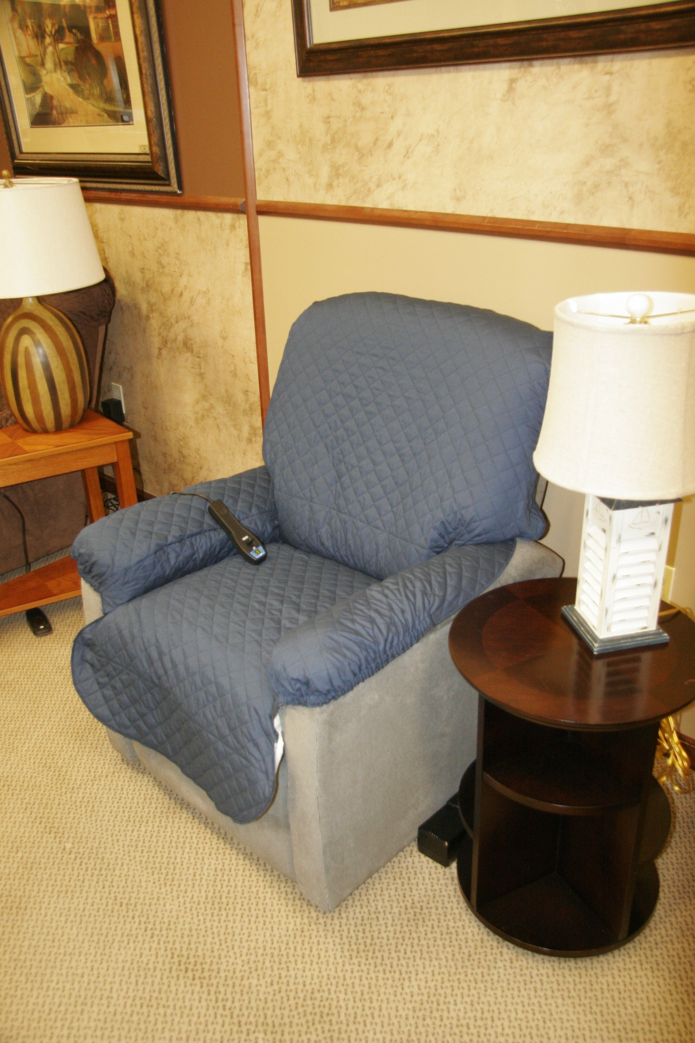 Incontinence Recliner Chair Covers & Incontinence Lift