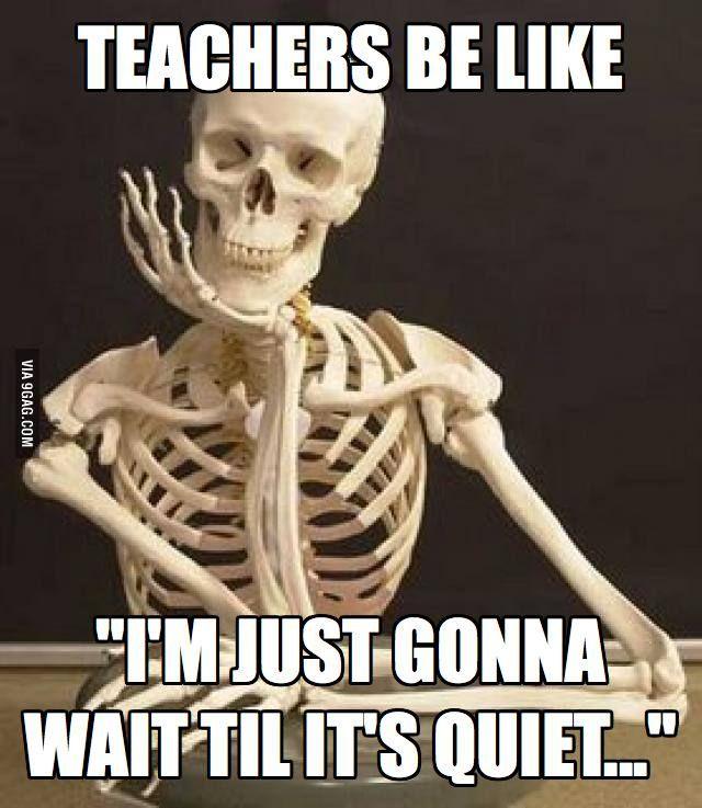 Noisy Students Teacher Memes Funny Teacher Jokes Teacher Humor