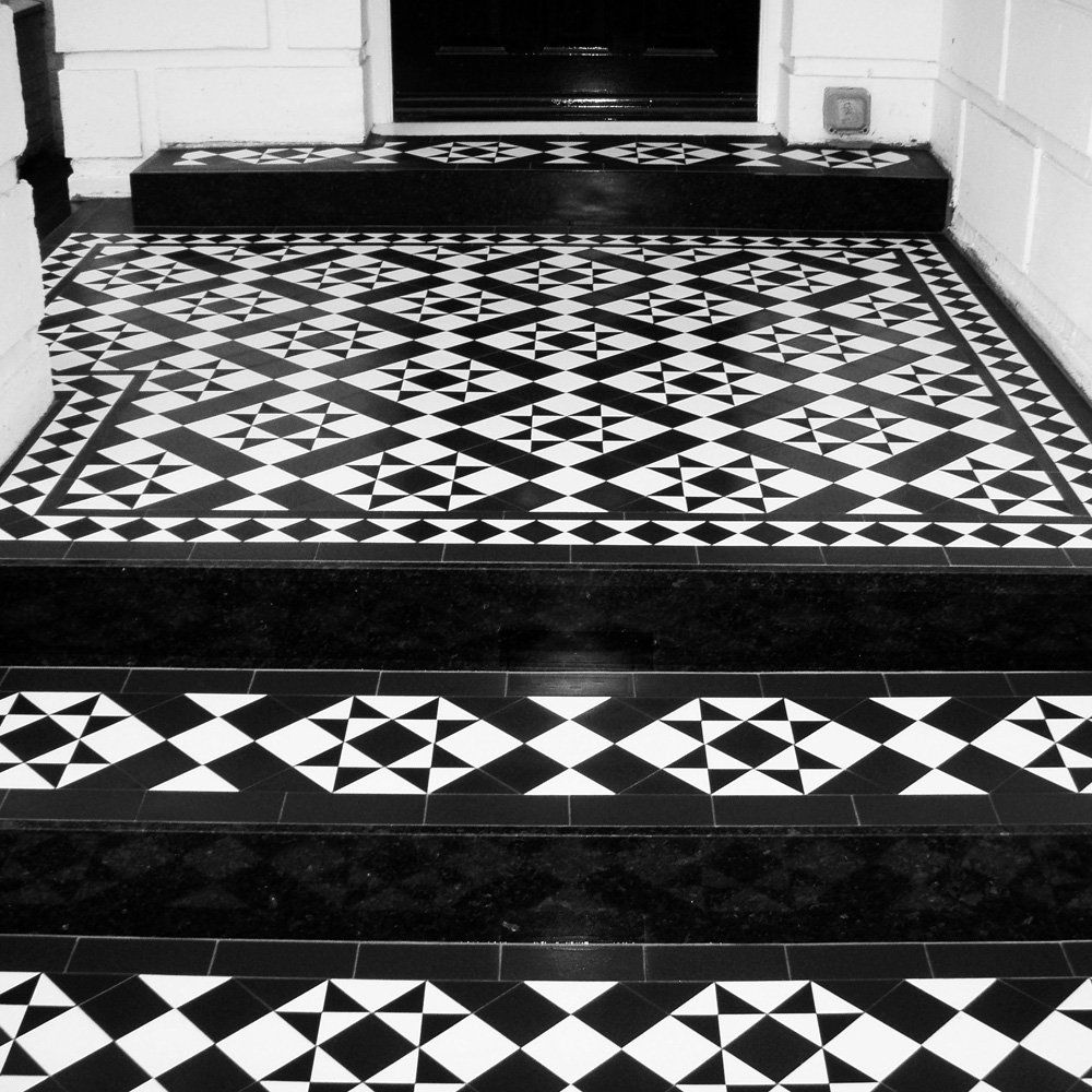 Olde english carron geometric floor tiles home pinterest olde english carron geometric floor tiles doublecrazyfo Choice Image