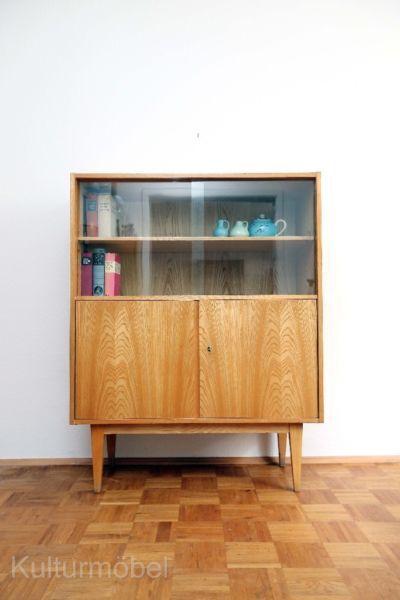 Franz Ehrlich Hellerau Serie 602 Mobel Holz Klassiker