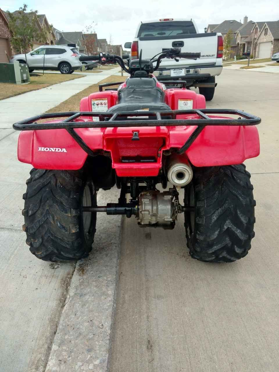 Used  Honda Fourtrax Recon X Atvs For Sale In Texas