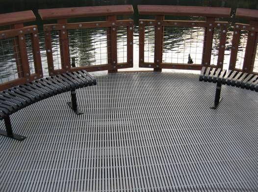 Fiberglass Grating Deck Google Search Deck Stairs Design Porch Stairs