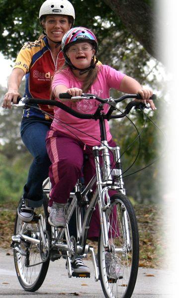 Buddy Bike Alternative Tandem Bicycle Autism Bike