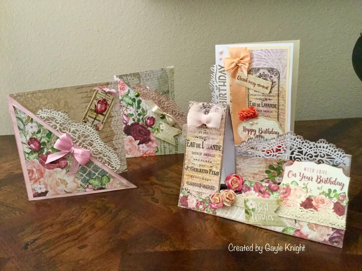 Crafters companion subscription box 1 crafts