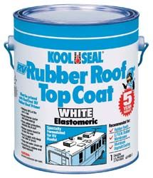 Rv Rubber Roof Top Coat 1 Gallon Roof Coating Roof Travel Trailer Floor Plans
