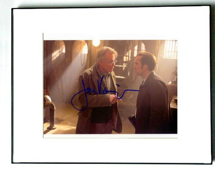 JON VOIGHT Signed Autographed Photo UACC RD