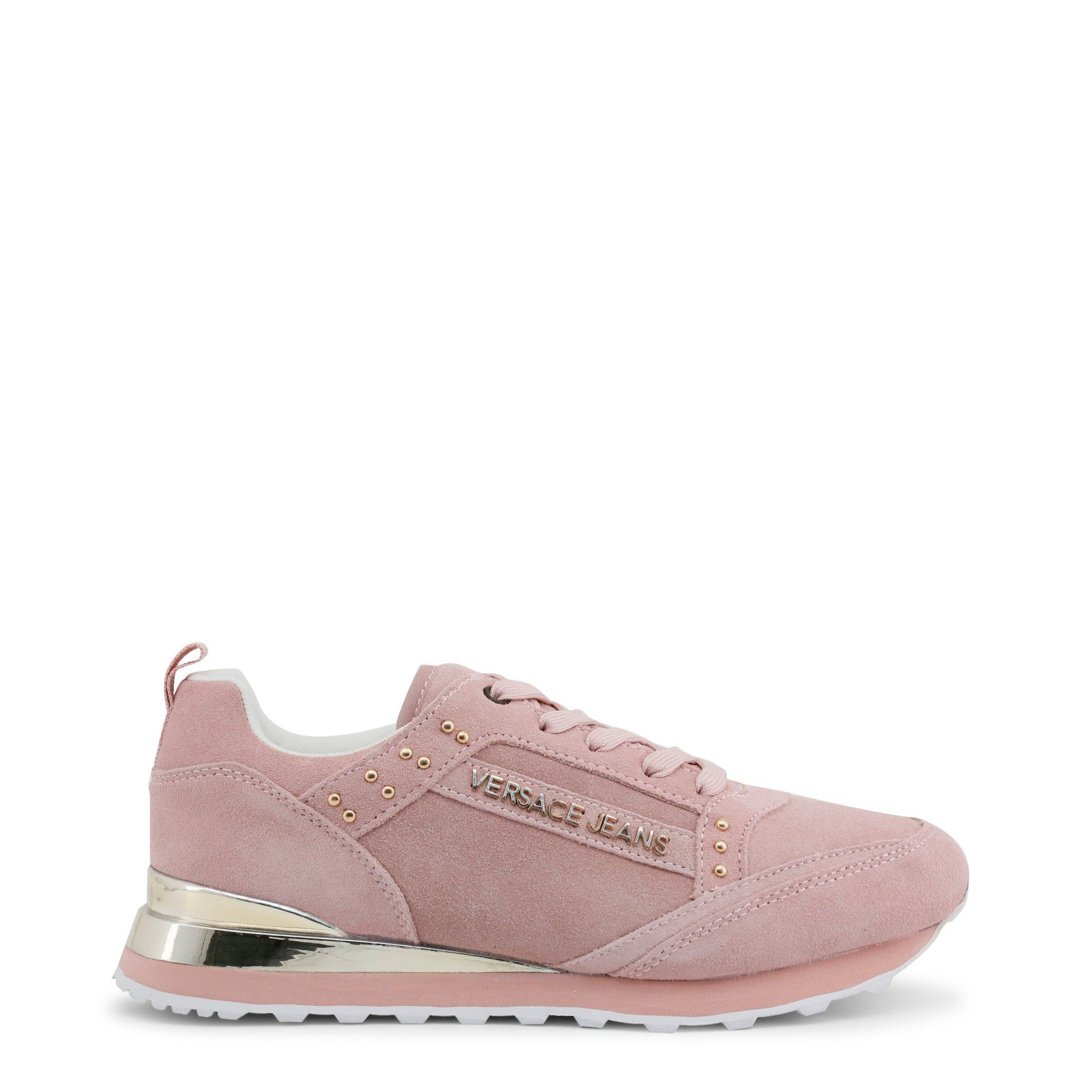 Versace Jeans VRBSD2 Women Sneakers Pink | Fashion, Pink