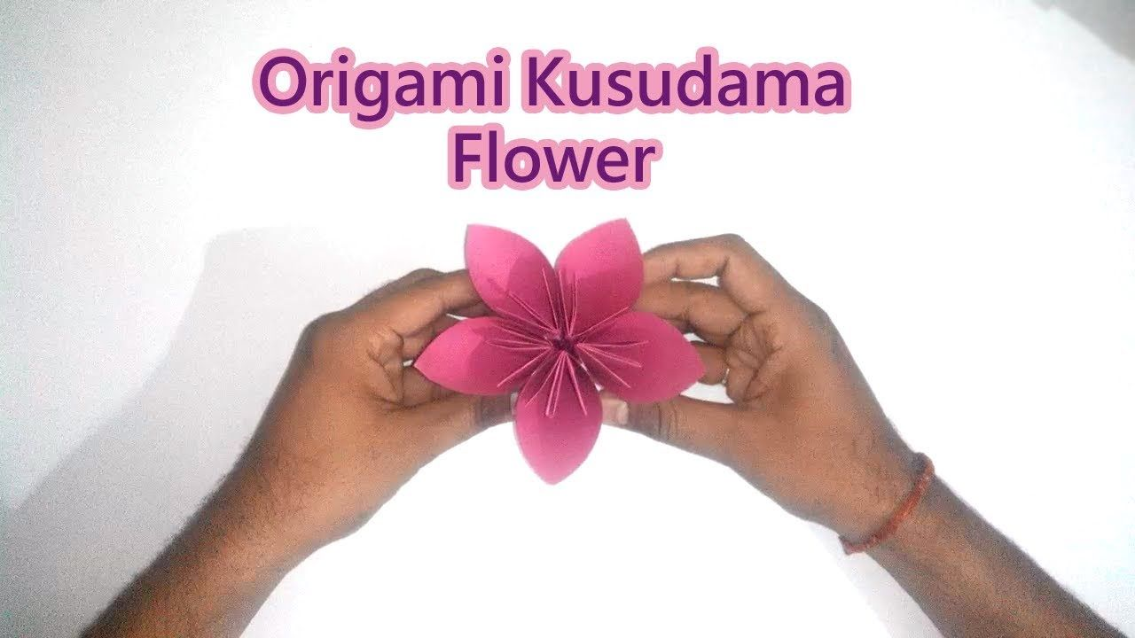 origami kusudama | 720x1280
