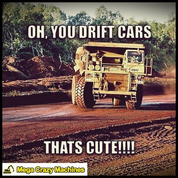 Lucky cat Mega Crazy Machines Drift cars, Trucks