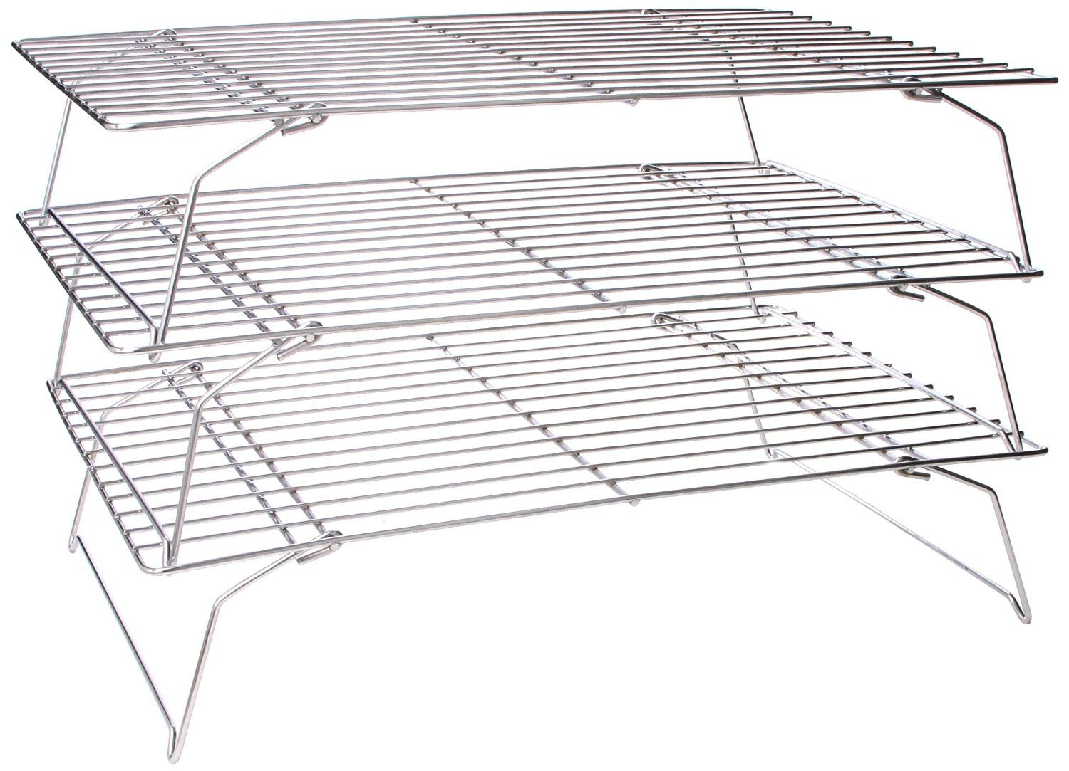 Fox Run Stackable 10 Inch By 14 Inch Cooling Rack Set Quickly View This Special Deal Click The Image Bakin Cooling Racks Baking Accessories Cool Kitchens
