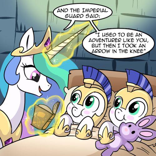 royal guard bedtime stories