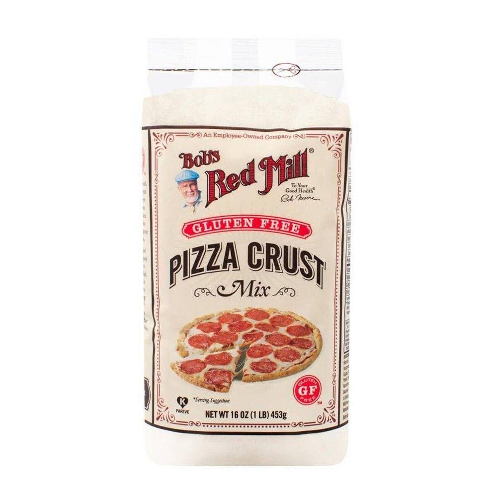Bobs red mill gluten free whole grain pizza crust 16oz