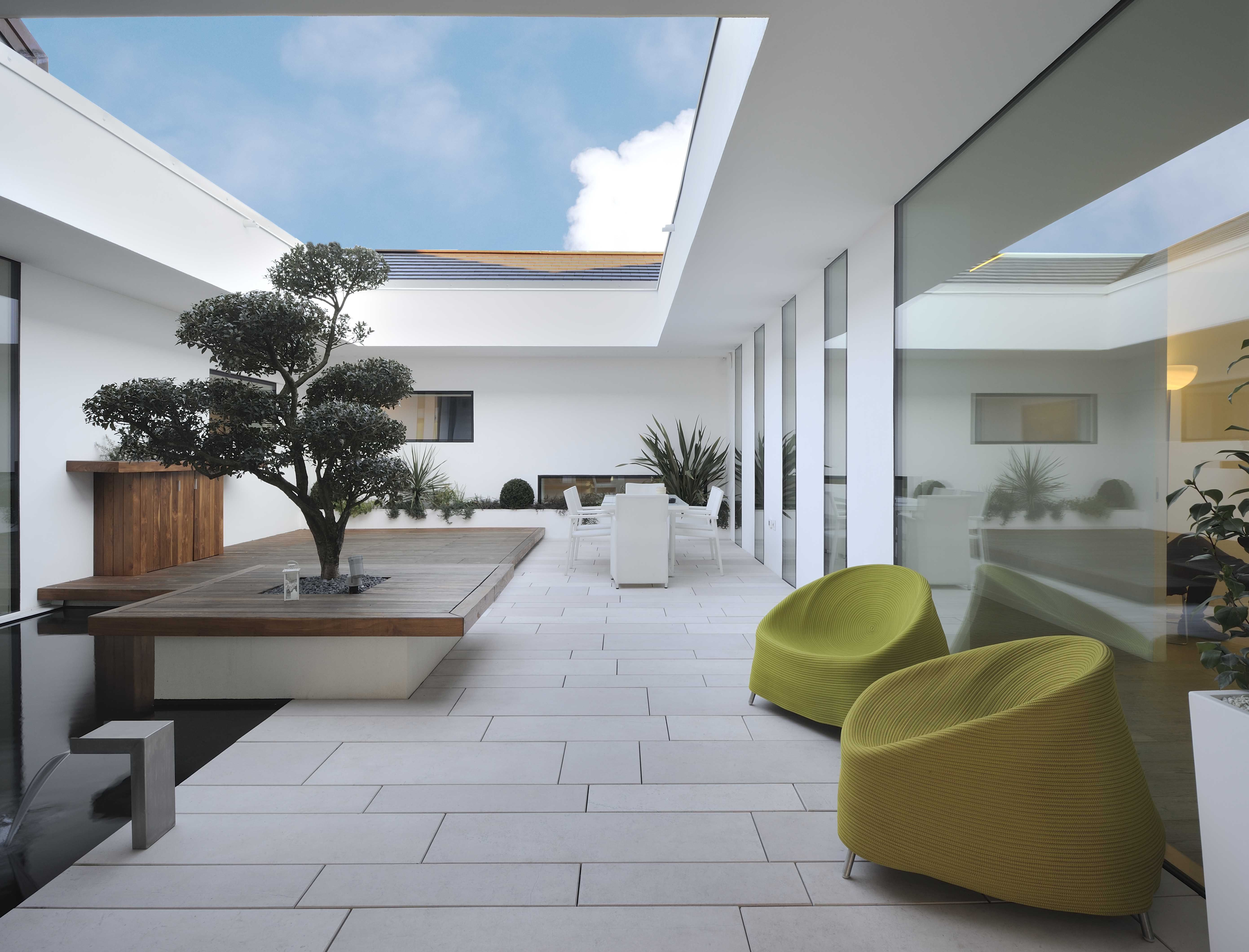 Vimar casa Rovigo con la domotica By-me. Patio e la serie Eikon Evo ...