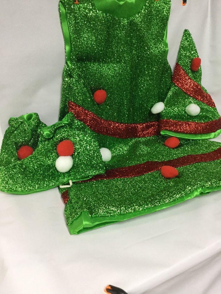 9d94979e Girl Christmas Tree Costume - 27