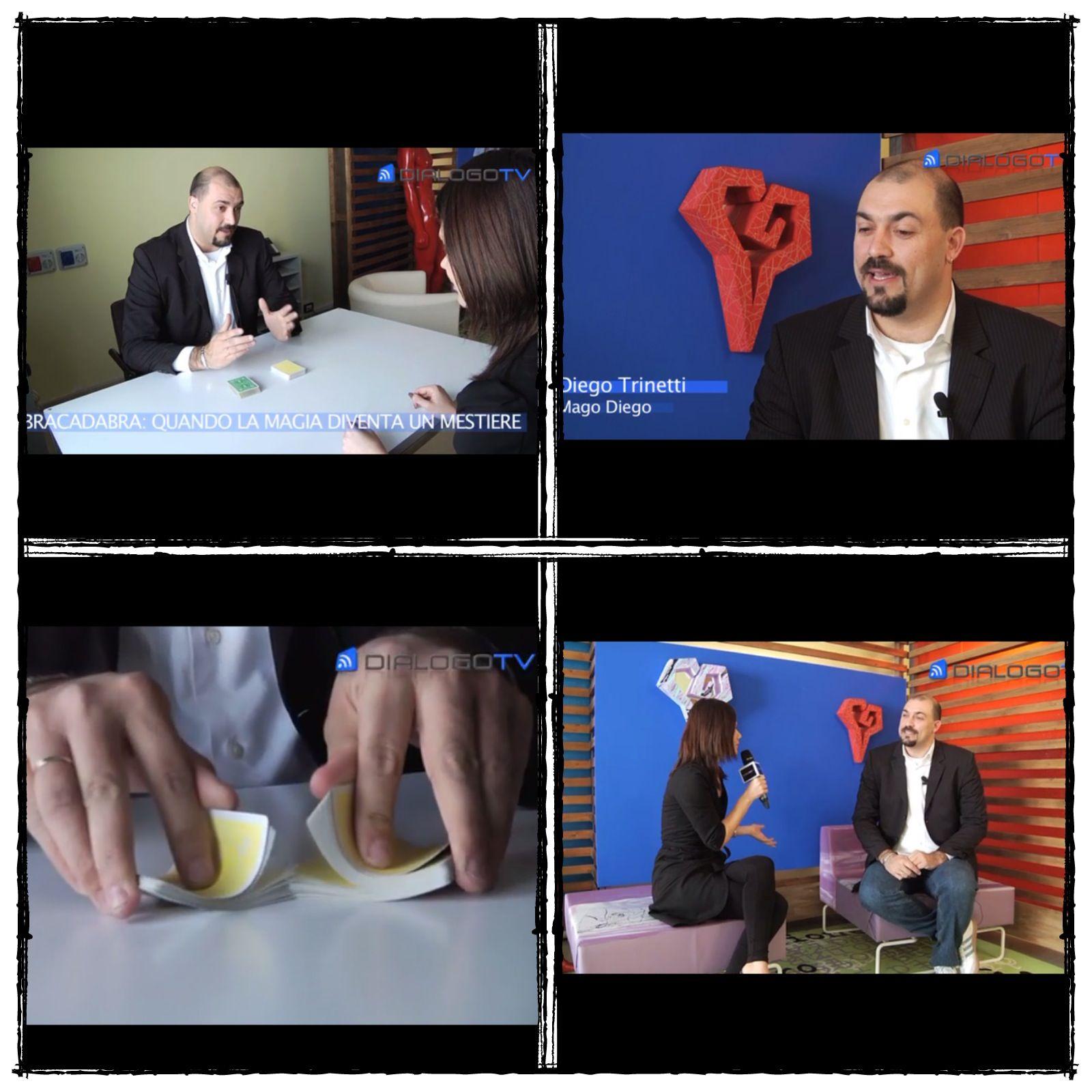 Intervista a Dialogo TV