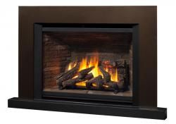 104 Valor Large Insert Natural Gas Fireplace Majestic Fireplace