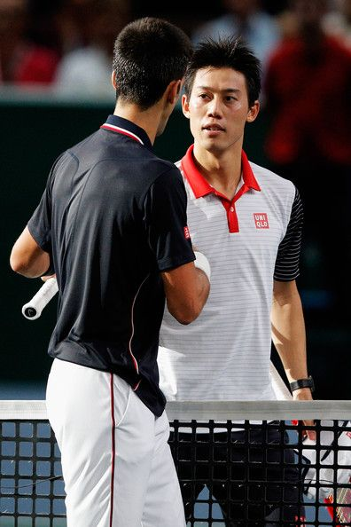 Kei Nishikori Photos - BNP Paribas Masters: Day 5 - Zimbio