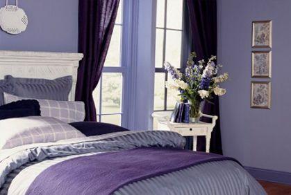Photo 5 Bedroom Colors Purple Bedroom Design Bedroom Color Schemes
