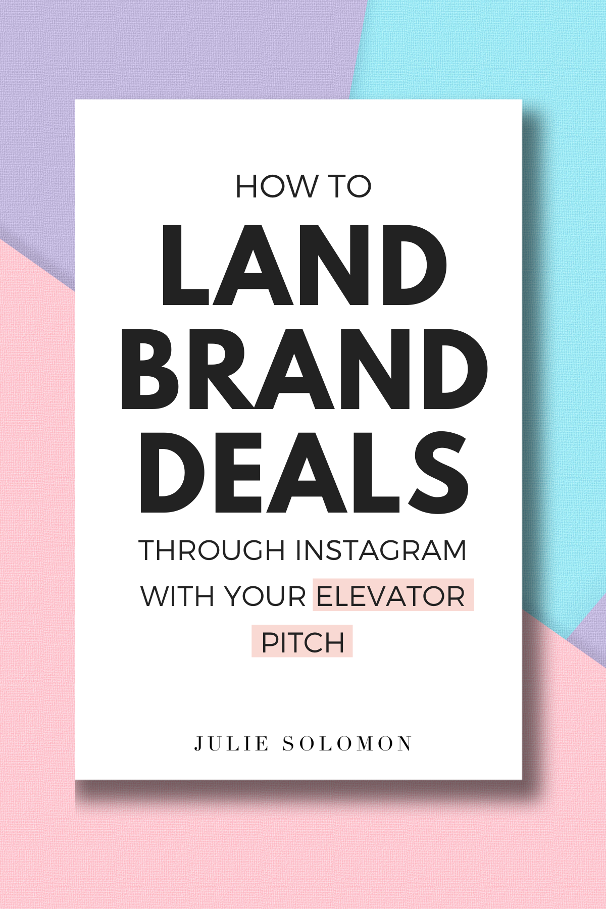 036 How to Land Brand Deals Through Instagram with Your