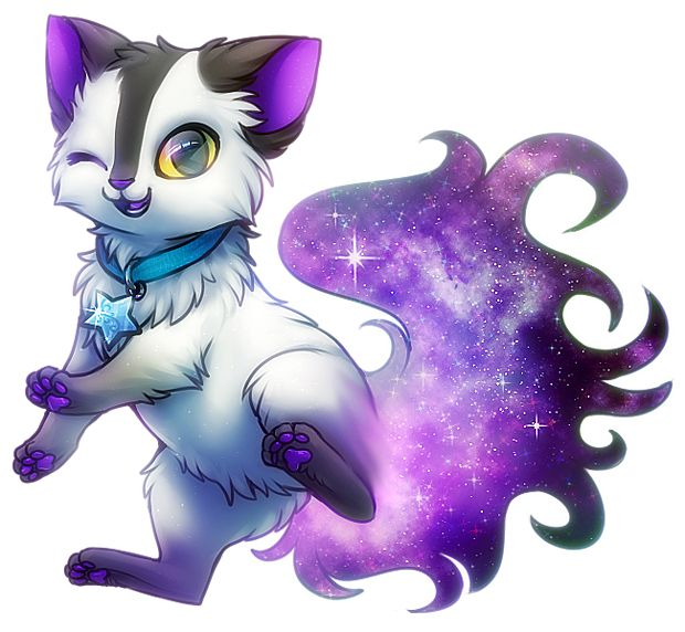 Midnight Moon Adopted By Me Cute Animal Drawings Anime Animals