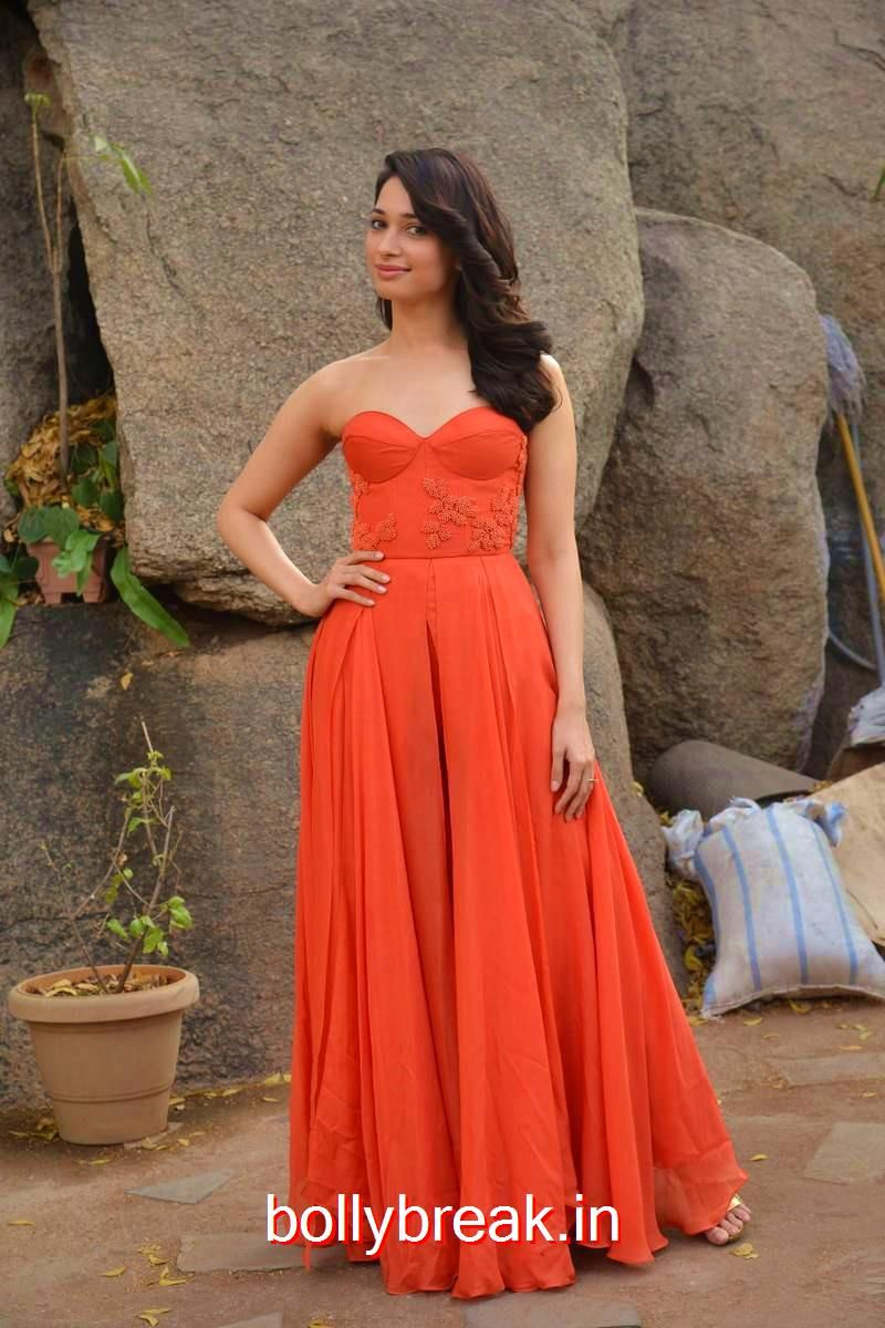 Tamanna Hot Pics from Thozha Movie Interview | tamanna | Pinterest