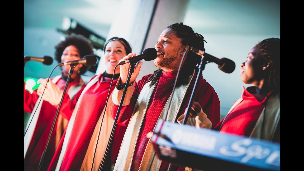 Gospel Christmas Spirit Un Concert De Gospel Pour Noel Concert Gospel Pianiste