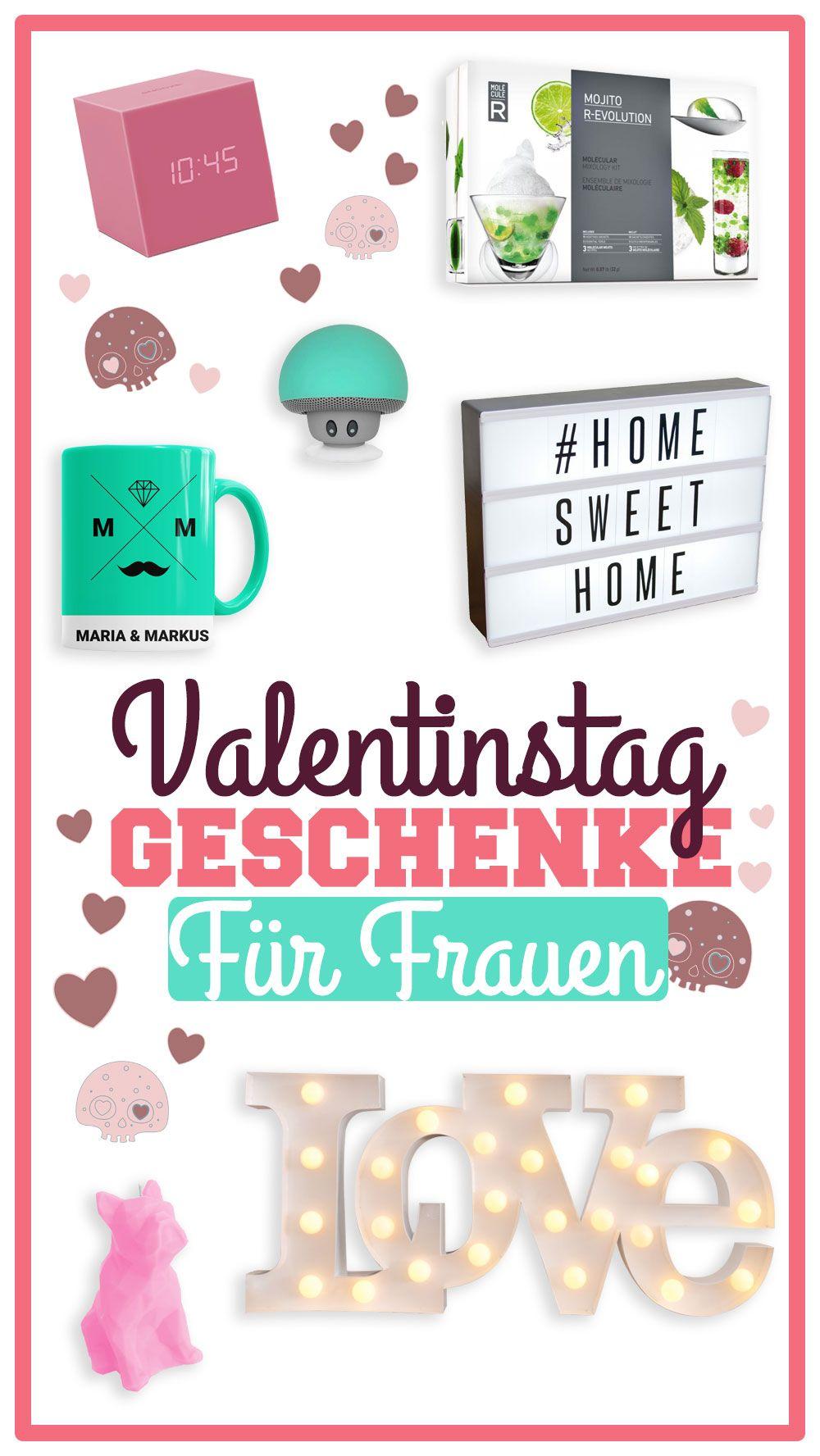 Valentinstag Geschenke Für Frauen   Umwerfende Frauen   Radbag