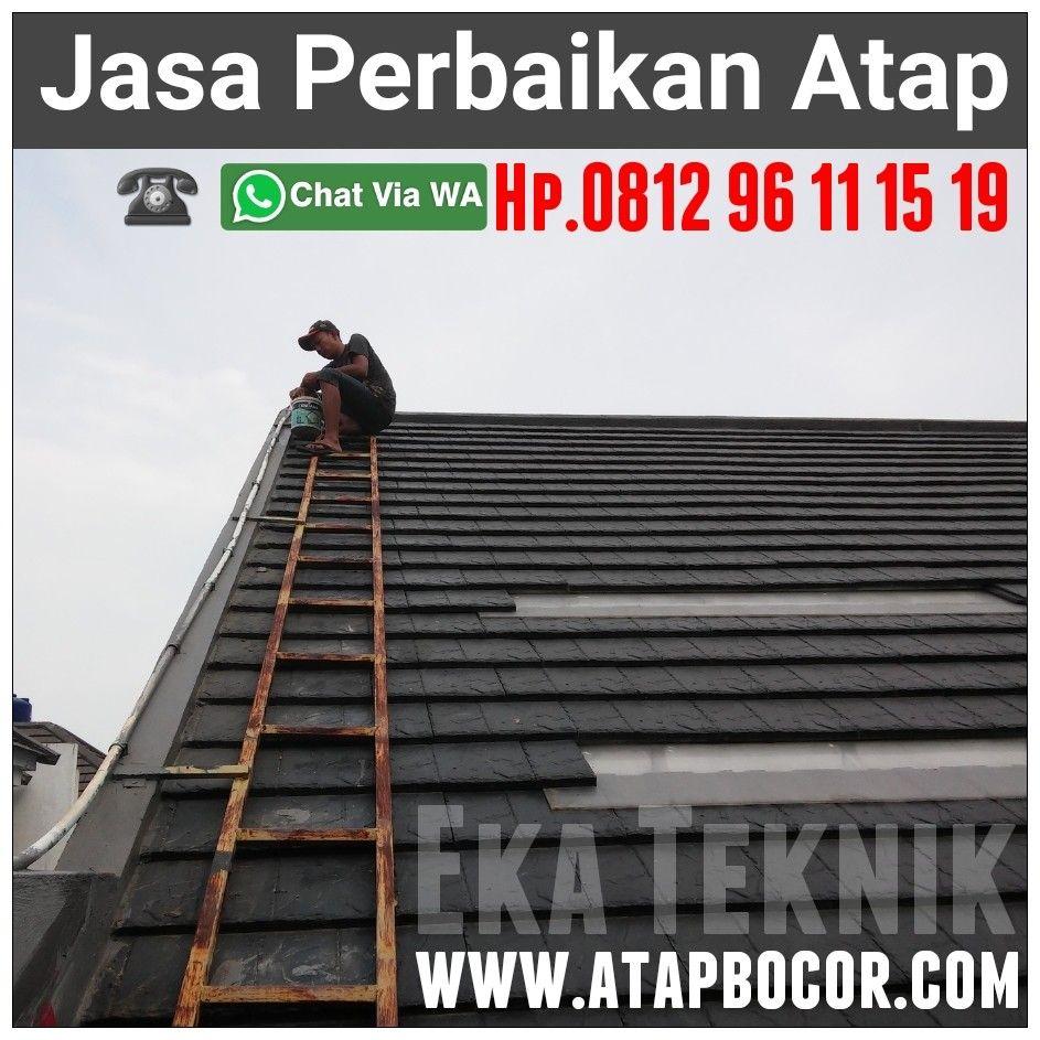 Atap Rumah Rembes