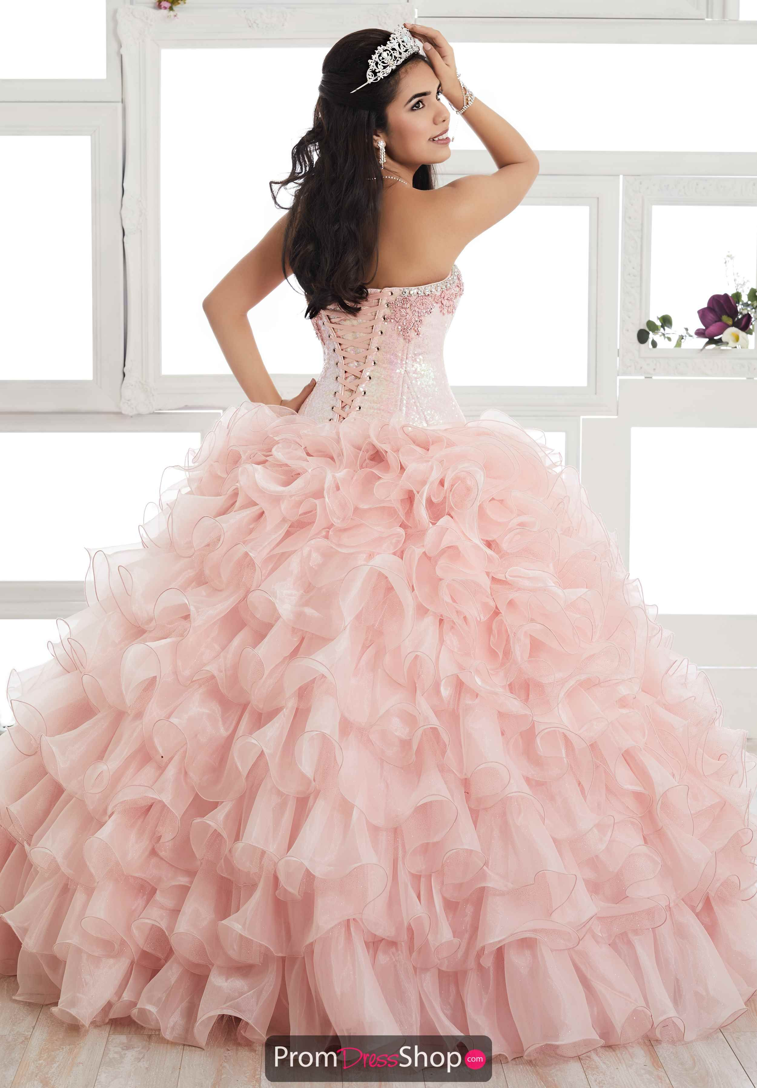 661b0e02 Blush Pink Vestidos Largos Elegantes, Quinceanera Dresses, Faldas, Rubor  Rosa, Corsé,