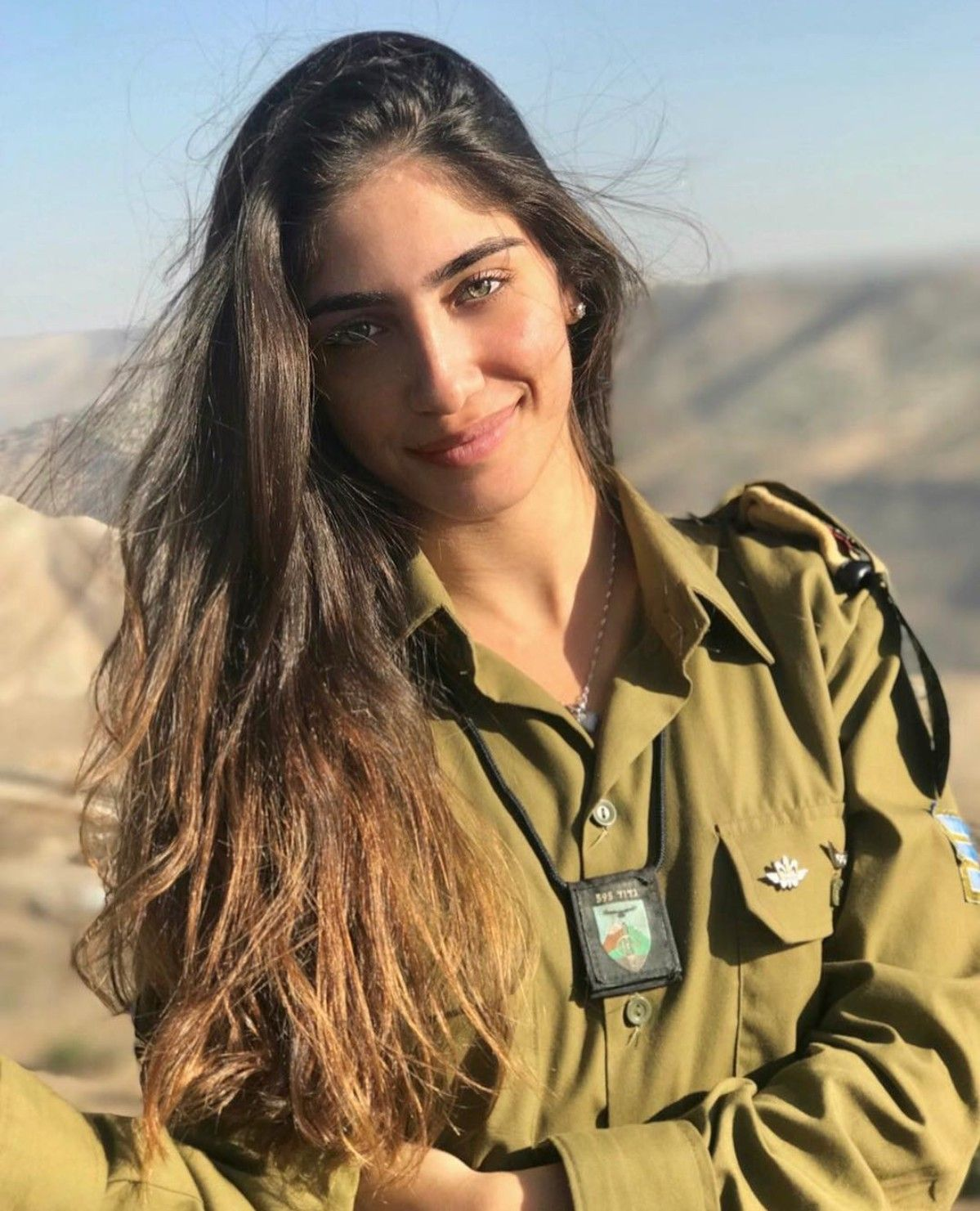 Army girl facial — img 13