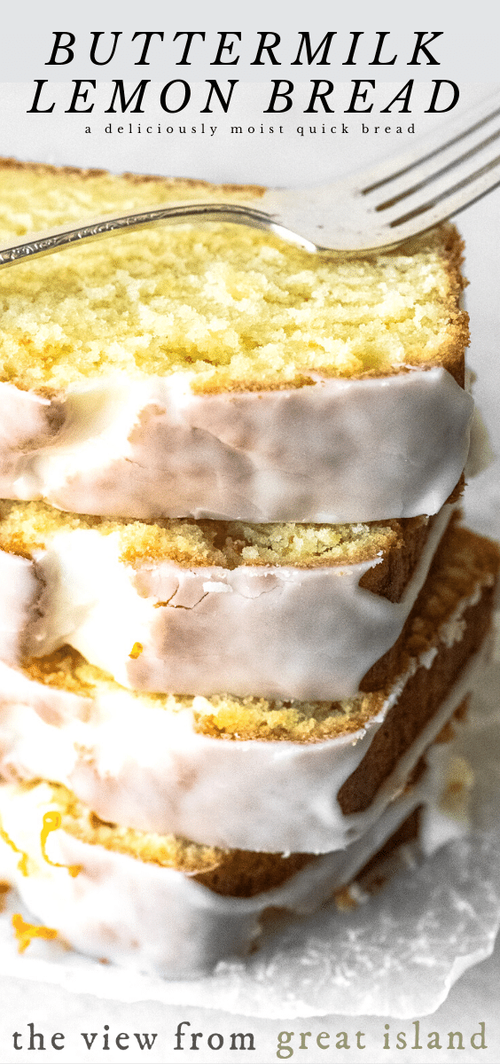 Buttermilk Lemon Bread Is A Moist Lemon Quick Bread With A Super Tangy Glaze Enjoy It For Breakf In 2020 Bread Recipes Sweet Buttermilk Recipes Bread Recipes Homemade