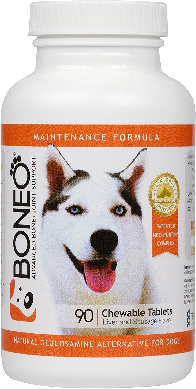 Boneo canine maintenance formula patented bone and joint