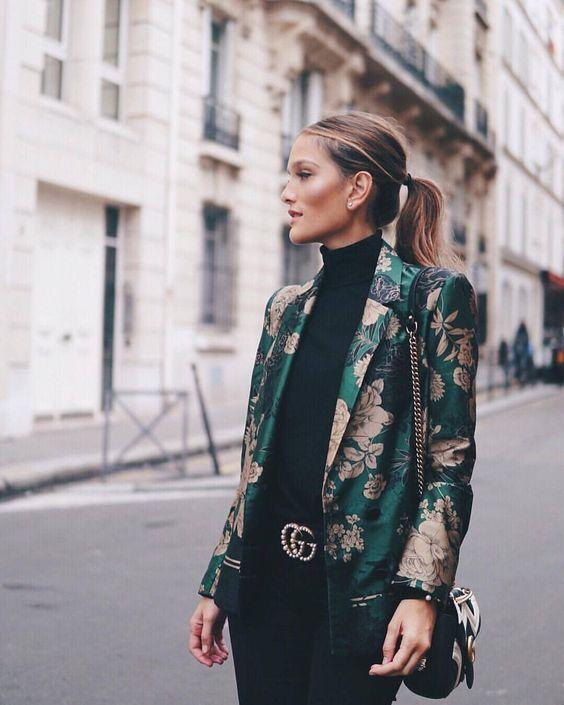10 outfits otoño-invierno 2018 ideales para ir a la oficina