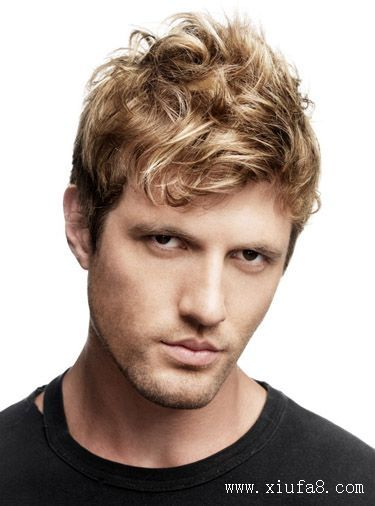 Best Haircuts For Men Men Blonde Hair Thick Wavy Hair Haircuts For Men