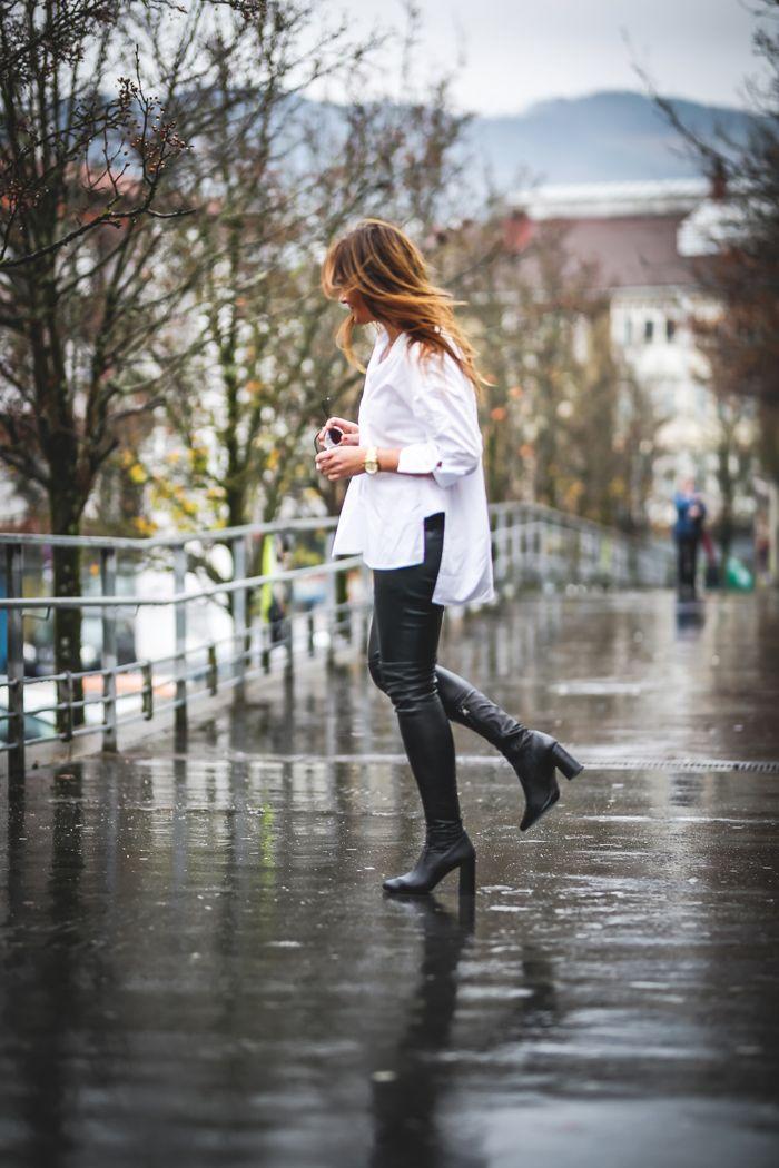 ¡¡ Es cuestión de Estilo !!! - Fashion Blog: Camisa Blanca